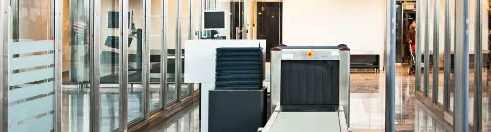 X-Ray Bagaj Kontrol Sistemleri